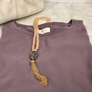 NWT LOU GREY Long Sleeve Top